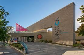 Photo of the Utah Museum of Contemporary Art in Salt Lake City