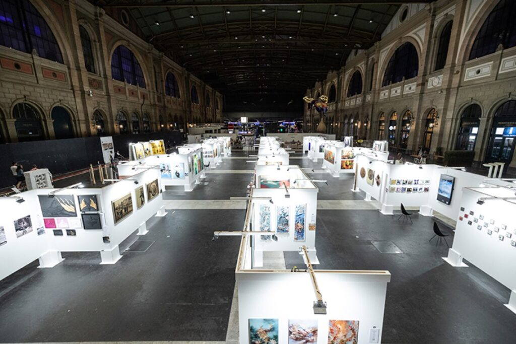 Swiss Art Expo August 2019